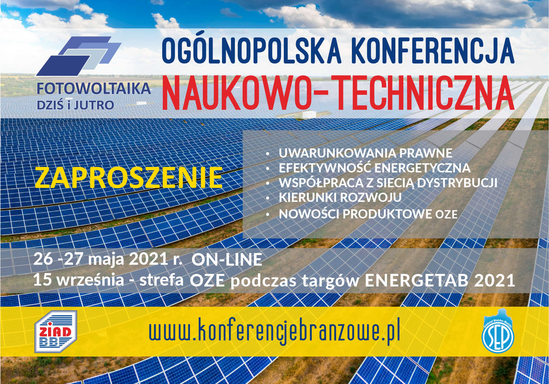 Konferencja fotowoltaiczna ZIAD -SEP_2021_