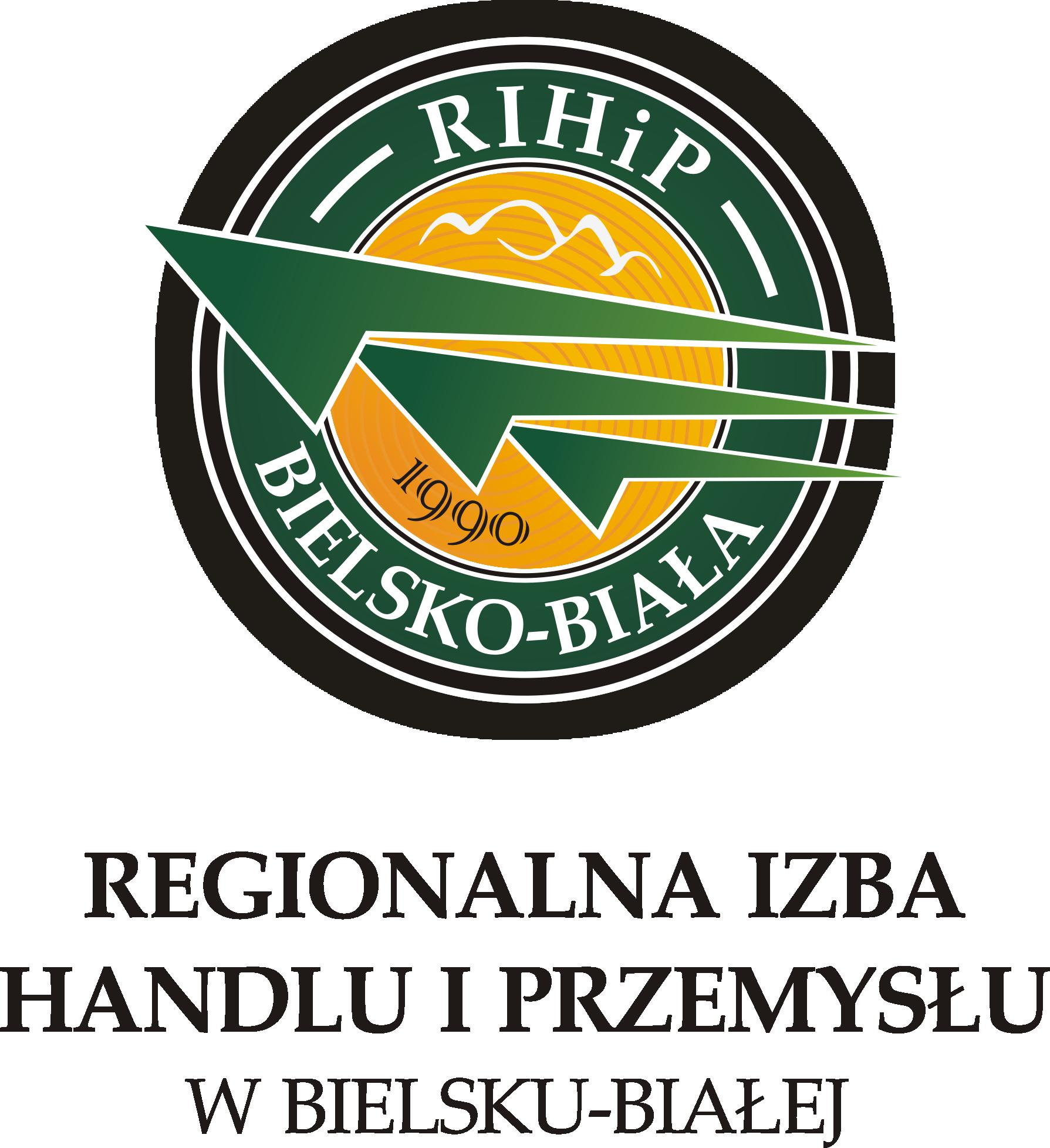 Logo RIHiP pionowe